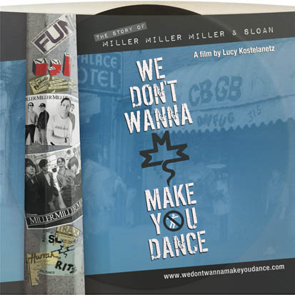 We Don't Wanna Make You Dance - A film by Lucy Kostelanetz