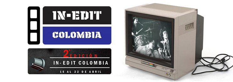 In-Edit Music Documentary Film Festival, Colombia