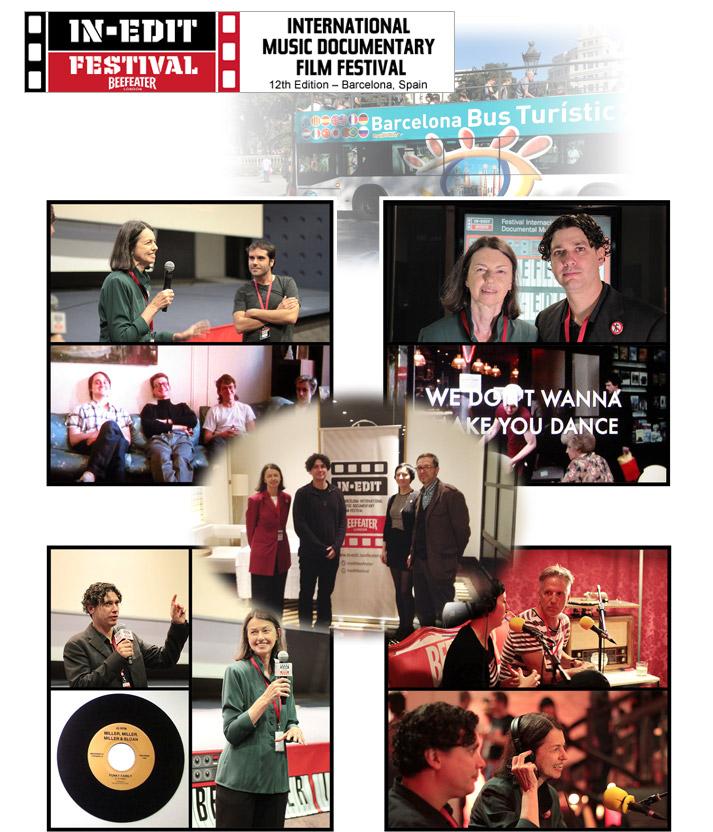 In-Edit Music Documentary Film Festival, Barcelona, Spain