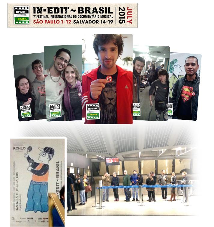In-Edit Brasil Film Festival, Sau Paulo