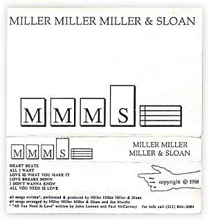MMM&S EP
