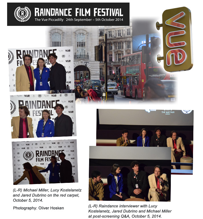 Raindance Film Festival, London, UK