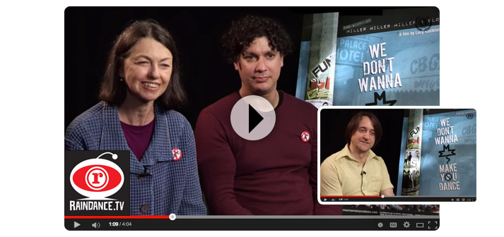 Raindance TV interview with cast and crew